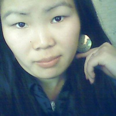 Арика Жалсараева, 6 апреля 1982, Улан-Удэ, id202247870