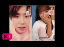 Park Shin Hye and Lee Jong Suk Video Call Each Other and Share to their Fans
