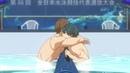 Ikuya vs Natsuya Kirishima Brothers' Race | Free! Dive to the Future Ep 12