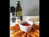 Картошка фри в духовке.mp4