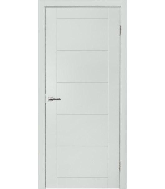 Межкомнатная дверь НОРДИКА 161 (ЭМАЛЬ БЕЛАЯ)