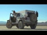 General Tire and the Adventure Girl - Рекламный видеоролик