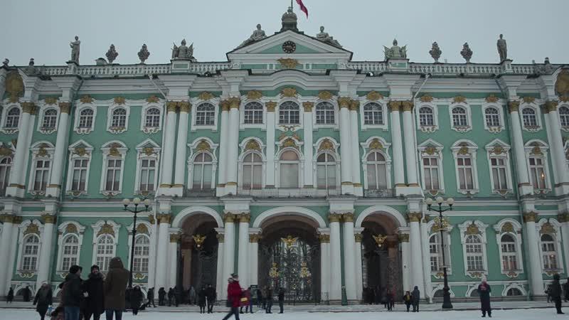 Санкт-Петербург. Город контрастов