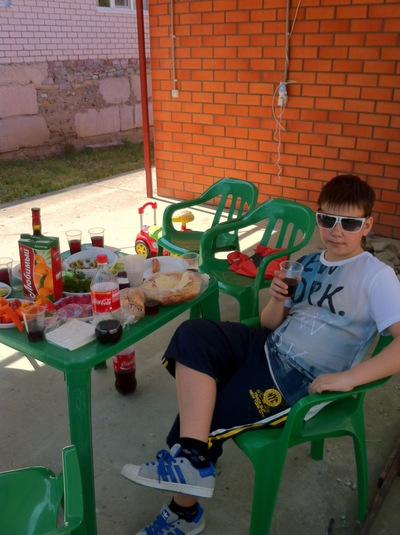 Дмитрий Яковлев, 17 июля , Геленджик, id187670580