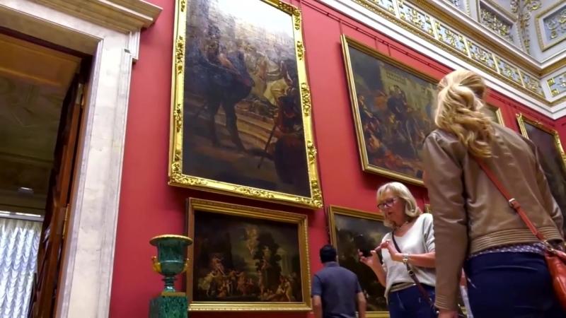 Hermitage - Españoles En El Mundo: San Petersburgo.