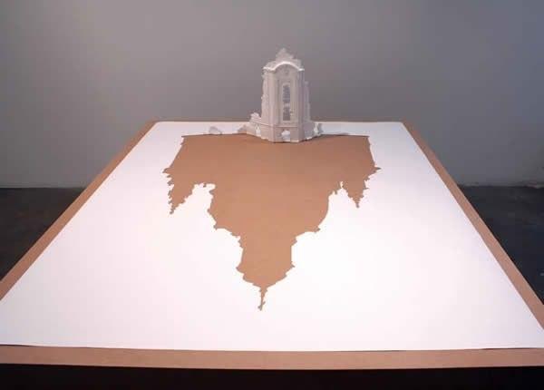 Бумажные скульптуры Peter Callesen Qzt4s9hMuM8