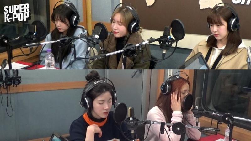 [Super K-Pop] 라붐 (LABOUM)'s Singin' Live '흐르는 이 노래가 멈추고 나면 (Heal Song)'