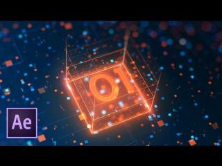 Стильная Hi-Tech композиция в After Effects (Nix Studio)
