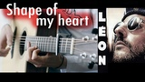 SHAPE OF MY HEART (Sting)