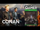 Clueless Gamer: Shadow Of War With Kumail Nanjiani - CONAN on TBS