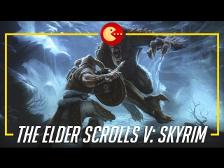 The Elder Scrolls V: Skyrim - Ongawanai стримит!