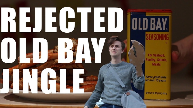 Rejected Old Bay Jingle bdg