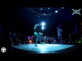 Awesome Battle | 8.12.13 | Hip-Hop Beginners | Semi-FInal | Lera HOOKEDZ vs Plyats |