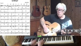 La mer - Beyond the Sea - Jazz guitar &amp piano cover ( Charles Trenet ) Yvan Jacques