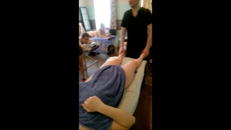 17 из 17 Лимфодренажный массаж