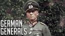 German Generals - World War II [HD Colour]