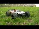 HPI Trophy 4.6 TRUGGY - NITRO engined 4wd RC car