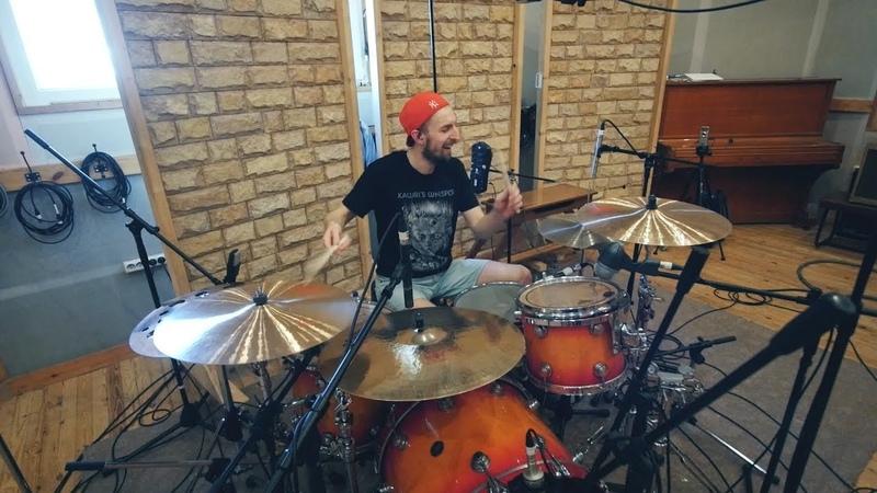 Kawris Whisper - Thundercloud-coloured - Максимилиан Максоцкий (барабаны)
