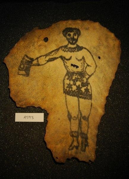 Лондонская коллекция татуировок мертвецов