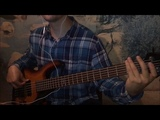 Mark Ronson ft. Bruno Mars - Uptown Funk - Bass Cover
