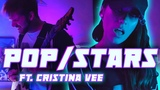 KDA - POPSTARS METAL COVER by RichaadEB &amp Cristina Vee