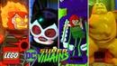 Lego DC Суперзлодеи . 9 Серия . Дэдшот и Капитан Бумеранг против Ядовитого Плюща .
