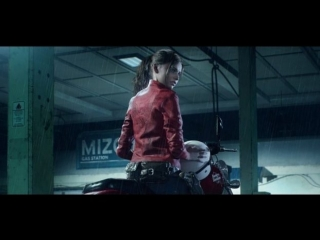 Resident Evil 2 Remake Claire Redfield Leon Gameplay (Gamescom 2018)