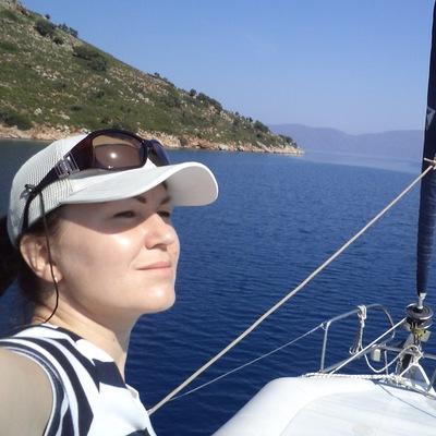 Наталья Якобсон, 7 февраля 1993, Новосибирск, id113211596