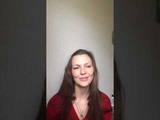 Видео-отзыв от Алёны Титовой
