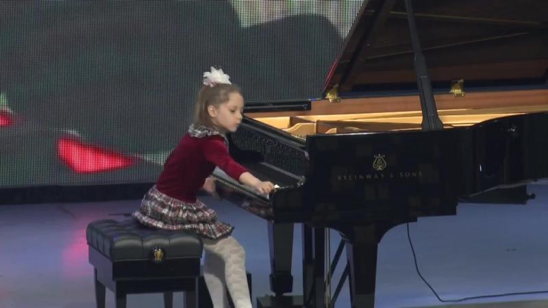 Российский конкурс юных пианистов «Звучит «STEINWAY» Краснодар