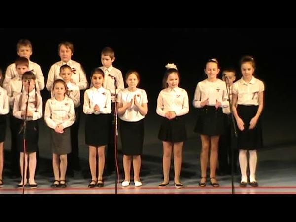 Благотворительный концерт 1 часть