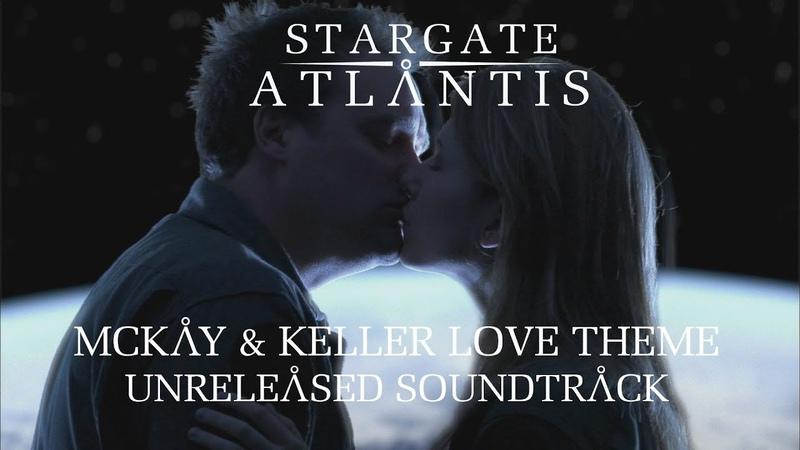 Stargate Atlantis - McKay Keller Love Theme 1 - Unreleased Music