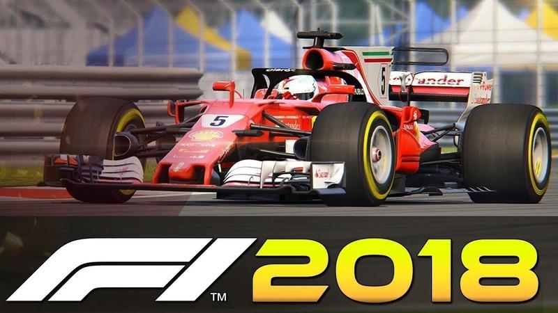 F1 2018 New Trailer ✅ ⭐ 🎧 🎮