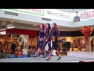 Модный показ «Русские сезоны» прошел в ТРЦ «Жар-Птица» в Нижнем Новгороде