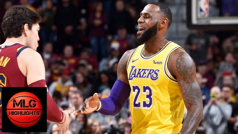 Los Angeles Lakers vs Cleveland Cavaliers 1st Qtr Highlights | 11.21.2018, NBA Season