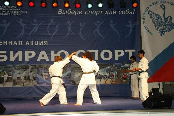 «Я выбираю спорт» Центр физкультуры фрунзенского района