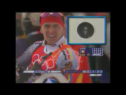 Все медали сборной России по биатлону на Зимних Олимпиадах (часть 2, 2006 - 2014)