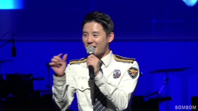 180915 경기천년기념 야외음악회 경기경찰홍보단 김준수 X SONG[4k]
