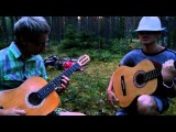 Wooden Express - Adventure Time Theme Song Cover(Russian Version)