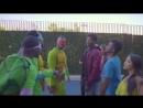 Танцевальный батл между Черепашками Ниндзя и Могучими Рейнджерами