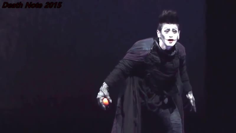 Death Note the Musical - Theyre Only Human (Korea, 2015) (рус. саб)