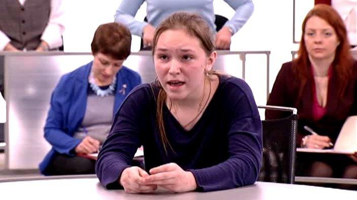 Смотреть онлайн шоу По делам несовершеннолетних 1 сезон 743 выпуск бесплатно в хорошем качестве