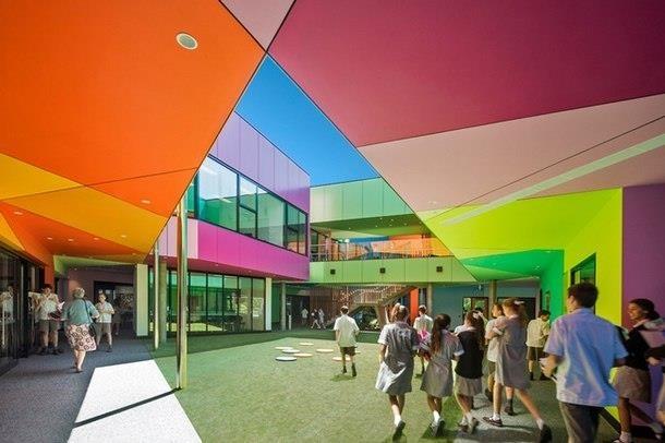 Научно-образовательный центр в Австралии