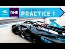 Practice 1 LIVE! - 2019 GEOX Rome E-Prix | ABB FIA Formula E Championship