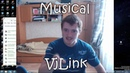 Музыкальный VjLink