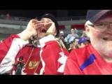 Болельщики сборной России на олимпиаде