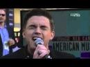 """Джесси исполняет """"Back Together"""" на красной дорожке  AMAs, 24 ноября 2013 года"""