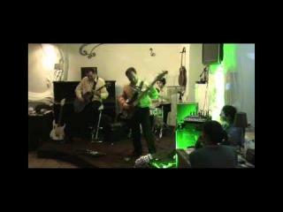 Gaura Band - Indian jam (art cafe Grizli 30 11 13)