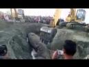 Ikan Paus yang terdampar di ds Ujung Kareung Aceh Besar di kubur 14 11 17