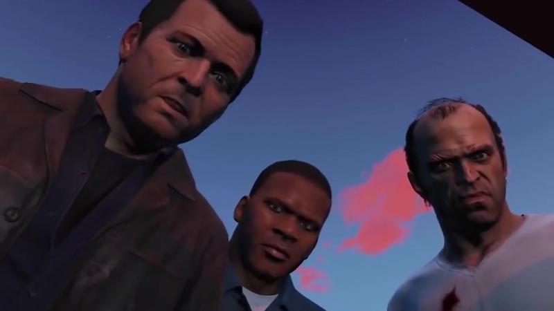 Секретная концовка GTA V, кто стоит за пришельцами, где найти Йети и другие загадки Rockstar